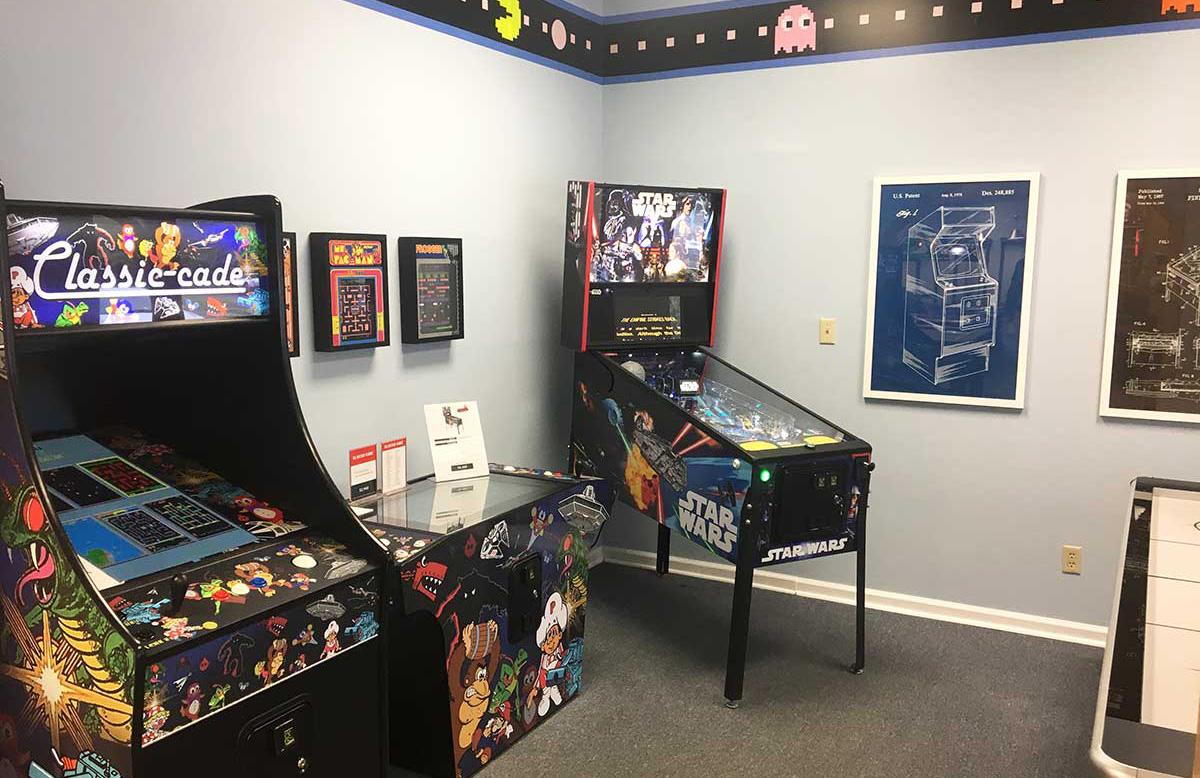 Savannah Home Arcade